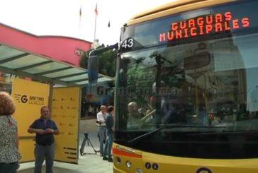 Erster Bauabschnitt der MetroGuaGua in Las Palmas abgeschlossen
