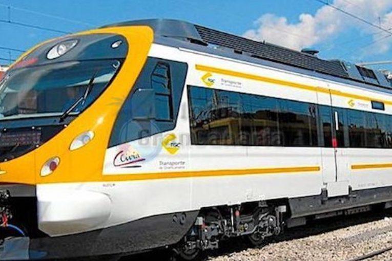 Zug für Gran Canaria