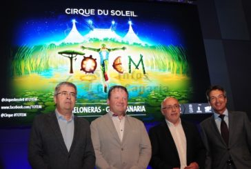 Termin steht fest: Cirque du Soleil im Sommer 2019 mit Hauptzelt und Totem-Show auf Gran Canaria