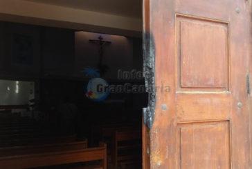 Brandstifter der Kirche in San Fernando wurde festgenommen