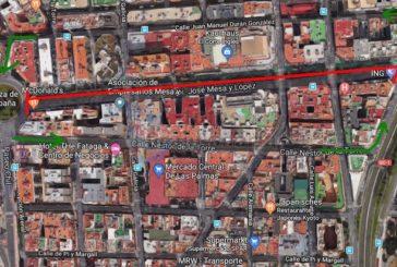 Metro GuaGua: Mesa y Lopez ab Donnerstag voll gesperrt