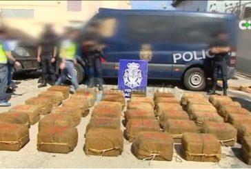 1,4 Tonnen Kokain im Hafen von Las Palmas angekommen - 10 Festnahmen