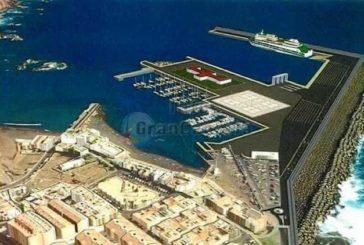 Widerstand gegen das Megaprojekt Ausbau Hafen Agaete