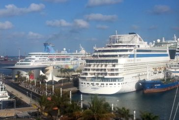 Voller Hafen - Viele Kreuzfahrtschiffe ab heute erwartet - Folklore und Kunsthandwerk