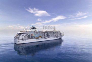 The World - Das größte Luxus-Kreuzfahrtschiff der Welt macht halt in Las Palmas