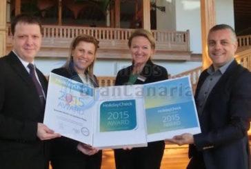 Seaside Hotels auf den Kanaren wieder mit Preisen überhäuft