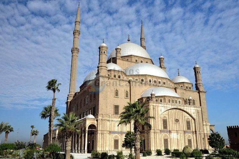 Ägypten, Kairo steht die Muhammad-Ali-Moschee