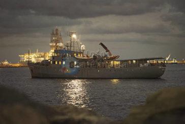 Mystisches Schiff im Hafen von Las Palmas – Schatzsuche?