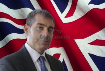 Brexit: IGIC könnte für britische Touristen wegfallen - So eine Idee von Fernando Clavijo