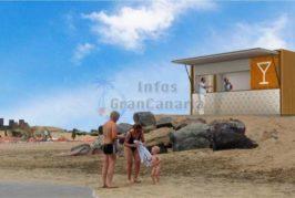 5 Jahre danach: Neue Regierung wird ab Februar endlich die Strandkioske in Maspalomas & Playa del Inglés installieren