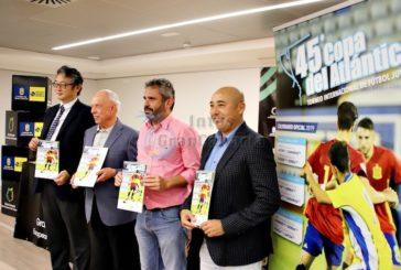 45. Auflage des Fußballturniers Atlantic Cup startet in Maspalomas!