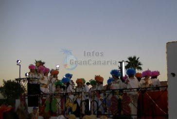 Parade zum Karneval Maspalomas 2019 wurde vergrößert - Mehr Wagen zugelassen als vorgesehen