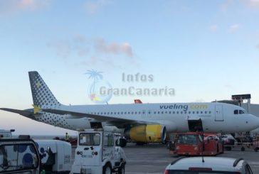 Internationale Sitzplatzkapazitäten auf Flügen der Kanaren in diesem Sommer um 4% geringer!