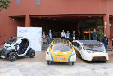 Erstmals komplett solarbetriebene Autos auf den Kanaren unterwegs - Von Mogán nach Las Palmas