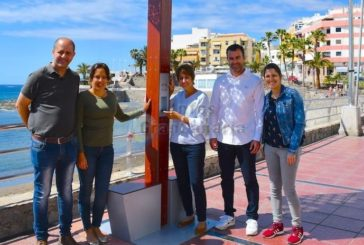 Mogán bietet als erste Gemeinde der Kanaren Ladestationen für mobile Geräte ausschließlich mit Solarenergie