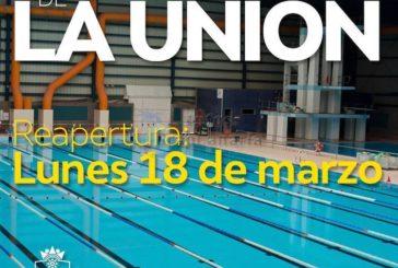 Städtisches Schwimmbad in Vecindario wird am 18. März 2019 wiedereröffnet