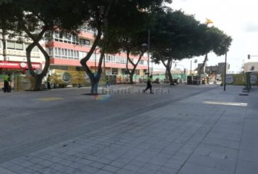Metro GuaGua in Las Palmas: Erster größerer Abschnitt der Mesa y Lopéz fertiggestellt