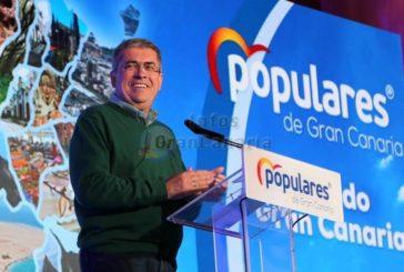 Perez glaubt, dass ein hart arbeitendes Team der PP die Insel Gran Canaria in glorreiche Zeiten führen wird