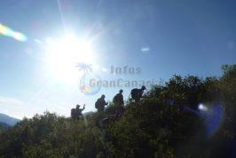 Gran Canaria als beliebteste europäische Region für Wanderungen im Jahr 2021 ausgezeichnet