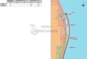 Landgewinnung in Las Palmas für Metro GuaGua kostet bis zu 14,5 Mio €