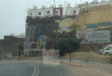 Schwere Regenfälle sorgen für Chaos in Las Palmas, auch heute bleibt es unbeständig, nur wo?