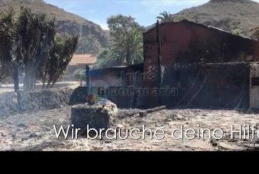 Für das Molino de Agua in Fataga wird dringend Hilfe benötigt! inkl. Video