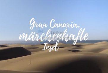 Werbevideo Gran Canaria, eine märchenhafte Insel bekommt auch Goldmedaille in New York! (inkl. Video)