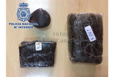 2 Drogendealer in Las Palmas verhaftet, aber erst nachdem ein Schuss gefallen war