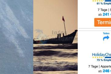 In Kurz: Ölfleck vor der Küste entdeckt, 26 Flüchtlinge in Meloneras angekommen und 50€ Rabatt für den Urlaub!