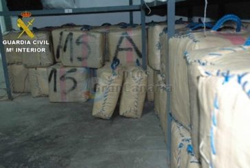 5 Festnahmen und 1,62 Tonnen Haschisch sichergestellt - Schlag gegen Drogebande gelungen