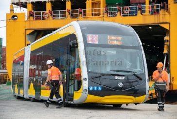 Erster zu 100% auf Elektromotor basierter Bus für Las Palmas ausgeliefert