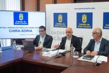 Cabildo fordert Änderungen in Höhe von 25 Mio € beim Wasserkraftwerk Soria/Chira