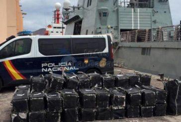 1,5 Tonnen hochreines Kokian auf See abgefangen - 7 Festnahmen