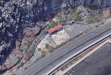 Umbau zur Stadteinfahrt Las Palmas am Playa La Laja hat begonnen