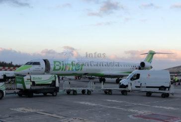 Binter weitet Flugangebot nach Vigo und Mallorca im Sommer aus
