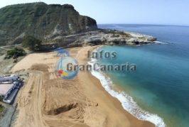 Teil-Rückbau am Tauro-Strand in Auftrag gegeben