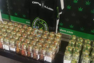 Razzia in Playa del Inglés: Lebensmittel mit Marihuana versetzt gefunden