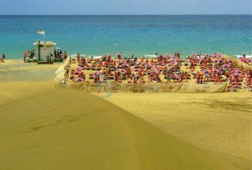 Ohne moderne Strandbars kann Gran Canaria nicht mehr lange mithalten, denken die Tourismusunternehmen