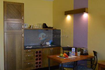 Gay Bungalows Paso Chico nun auch mit neuen Küchen ausgestattet