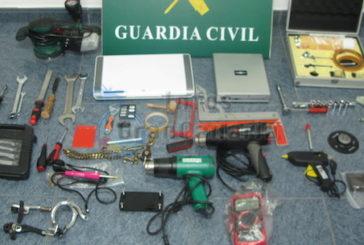 4 Einbrecher aus Agüimes verhaftet - Gestohlene Bankkarte verwendet, dadurch entdeckt