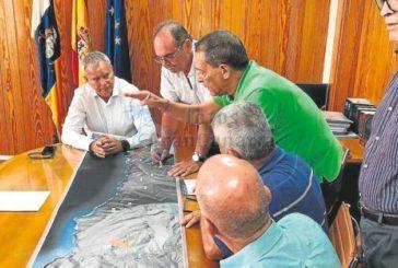 Schnellstraße La Aldea - Las Palmas: 5 Teams sollen Tag & Nacht arbeiten, Fertigstellung 2 Jahre?