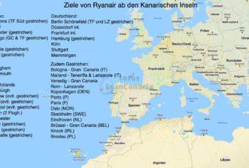 Etwa 30% der Ryanair-Strecken werden wegfallen, wir haben getestet