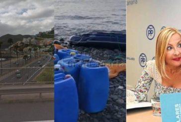 In Kurz: Tödlicher Unfall auf der Av. Marítima, Drogenboot abgefangen & Die PP hat eine neue Präsidentin