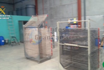 Textilfabrik in Gáldar für Markenfälschungen aufgeflogen