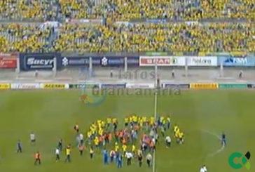 Wir sind Erster! - So wird es getietelt, UD Las Palmas ist in die primera Division aufgestiegen