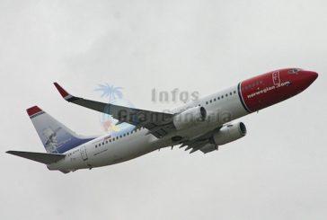 Norwegian spielt mit dem Gedanken Flüge von Gran Canaria nach Südamerika und in die Karibik anzubieten