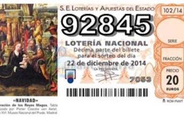Dicke Gewinne bei der spanischen Weihnachtslotterie auch auf den Kanaren