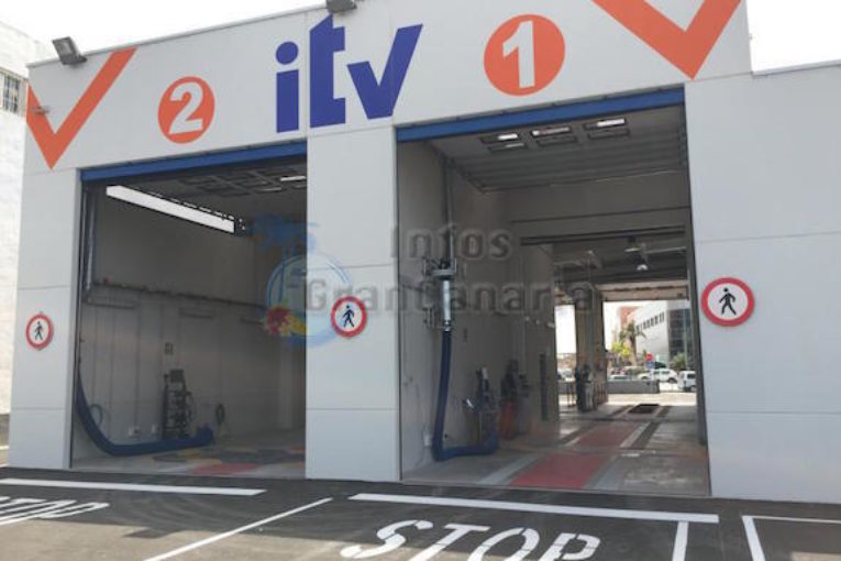 ITV (TÜV) in Maspalomas (El Tablero)