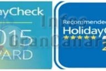 Alle Cordial Betriebe von HolidayCheck ausgezeichnet