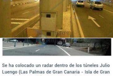 Falschmeldung: Es gibt keine Radarkontrollen im Tunnel Julio Luengo